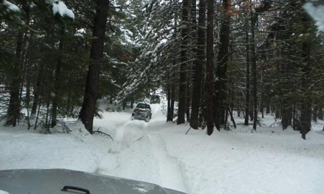 "Eastern Washington Adventures 2012 ""Top Member 4×4 Challenge"" 55"
