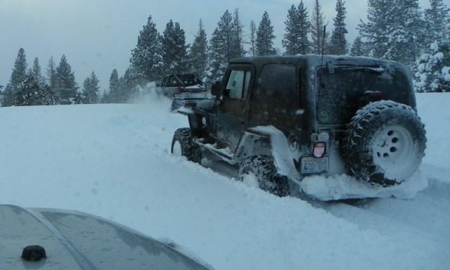 "Eastern Washington Adventures 2012 ""Top Member 4×4 Challenge"" 75"