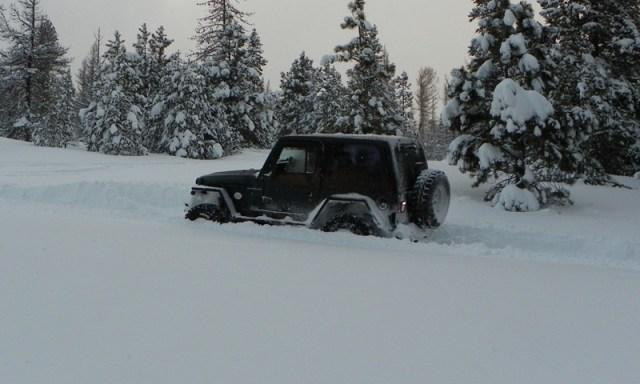 "Eastern Washington Adventures 2012 ""Top Member 4×4 Challenge"" 78"