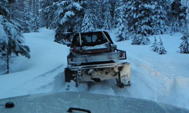 "Eastern Washington Adventures 2012 ""Top Member 4×4 Challenge"" 92"