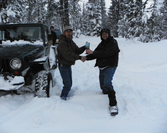 "Eastern Washington Adventures 2012 ""Top Member 4×4 Challenge"" 94"
