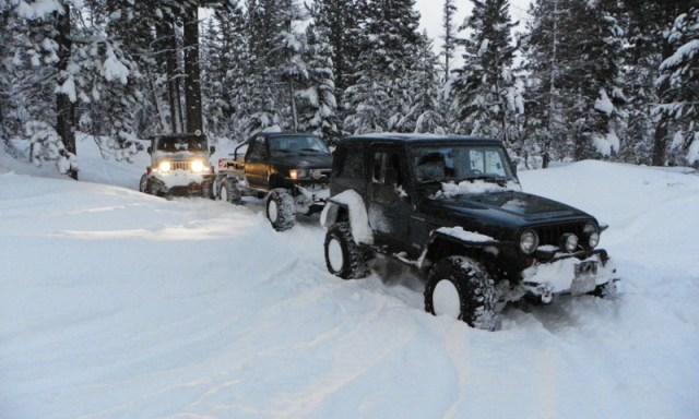 "Eastern Washington Adventures 2012 ""Top Member 4×4 Challenge"" 95"