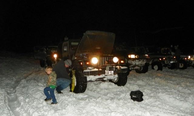 "Eastern Washington Adventures 2012 ""Top Member 4×4 Challenge"" 99"