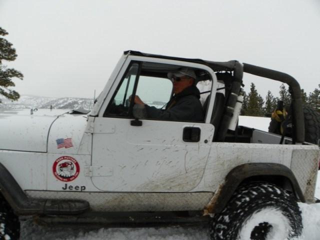 Peak Putters Cowiche Ridge Snow Wheeling 20