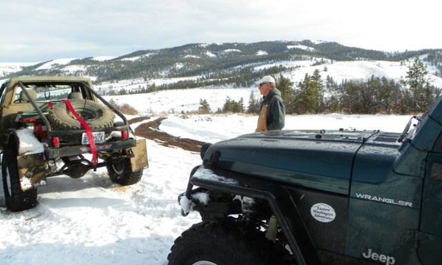 Peak Putters Cowiche Ridge Snow Wheeling 86