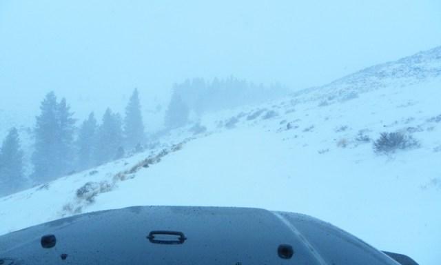Peak Putters Cowiche Ridge Snow Wheeling 87