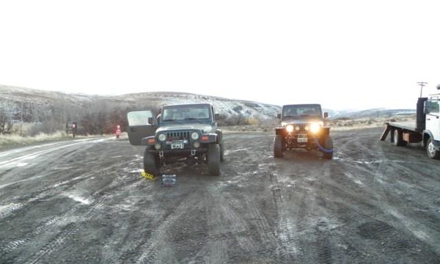 Peak Putters Cowiche Ridge Snow Wheeling 90