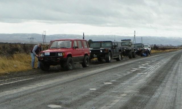 Spring Fever run at Colockum Pass 7