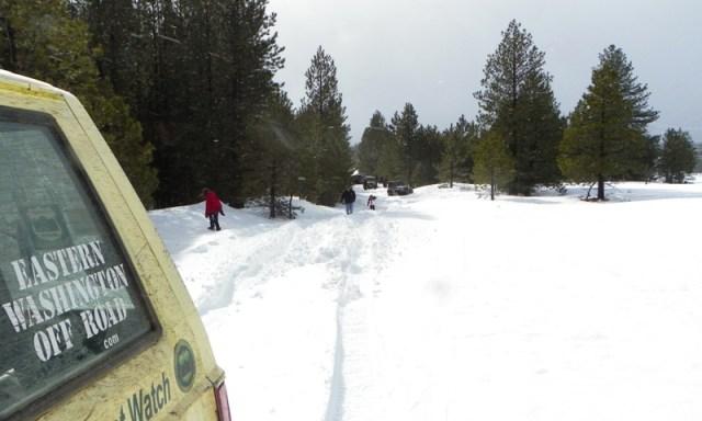 Spring Fever run at Colockum Pass 36
