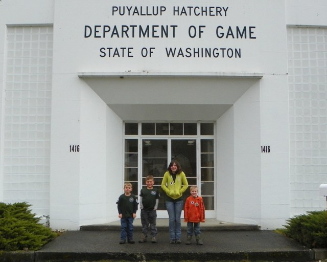 Western Washington Vacation Day 2 of 1