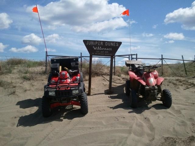 2012 Spring ORV Run at Juniper Dunes 140