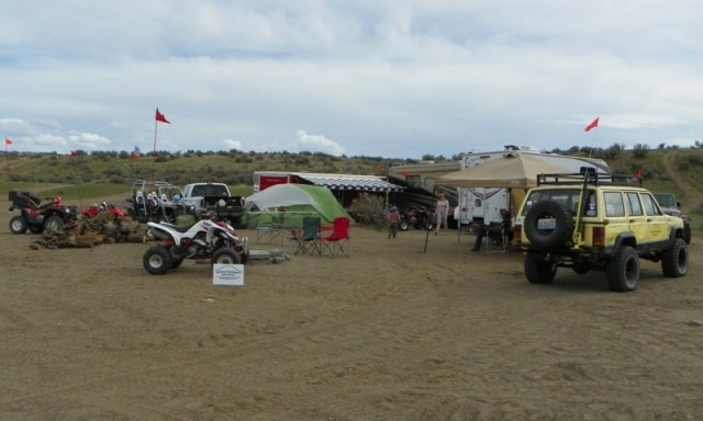 2012 Spring ORV Run at Juniper Dunes 1