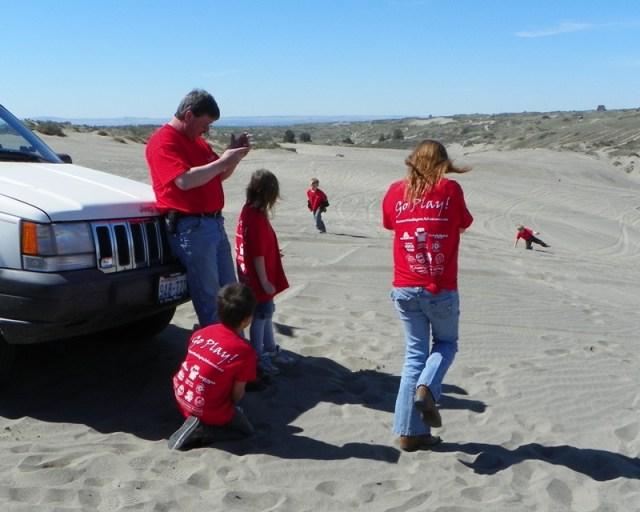 2012 Spring ORV Run at Juniper Dunes 22