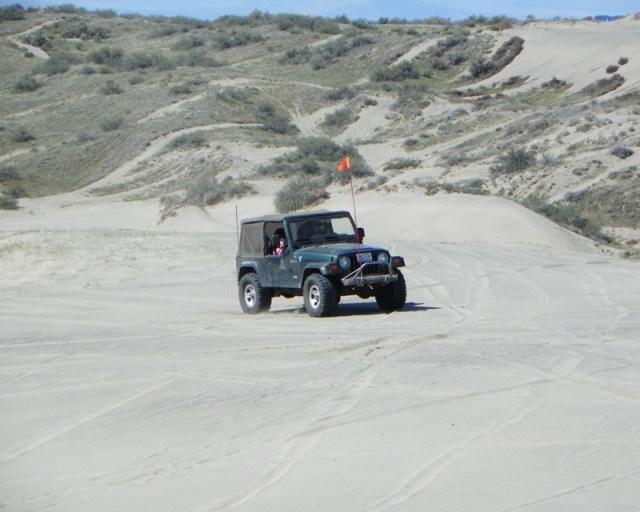 2012 Spring ORV Run at Juniper Dunes 25