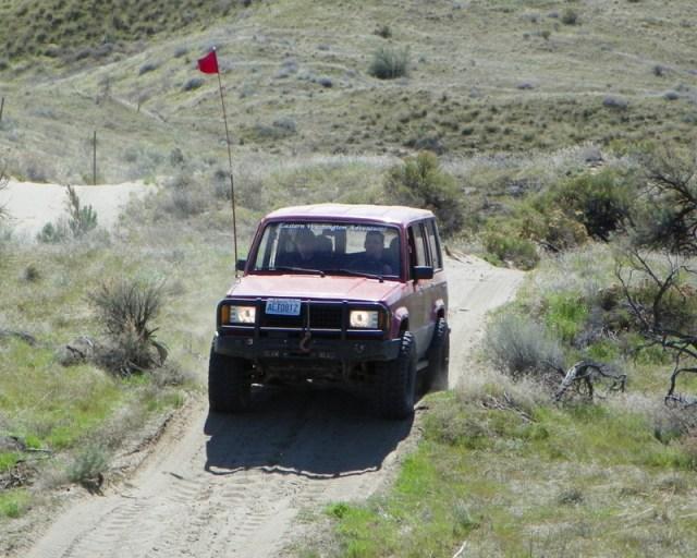 2012 Spring ORV Run at Juniper Dunes 40