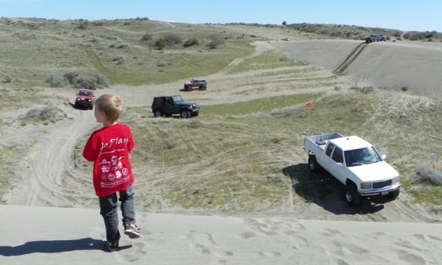 2012 Spring ORV Run at Juniper Dunes 50