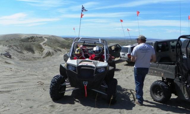 2012 Spring ORV Run at Juniper Dunes 66