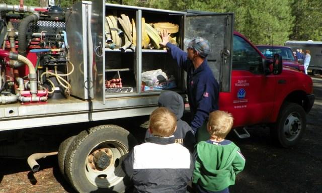 Wildfire Awareness Week: Ahtanum Campground 12