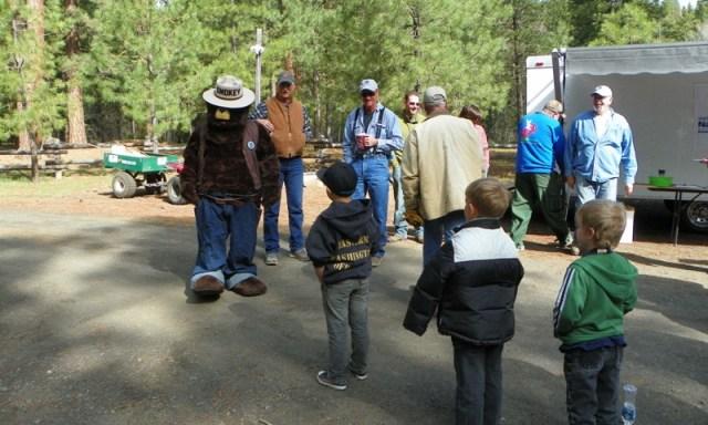 Wildfire Awareness Week: Ahtanum Campground 22