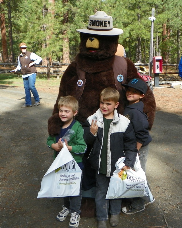 Wildfire Awareness Week: Ahtanum Campground 31