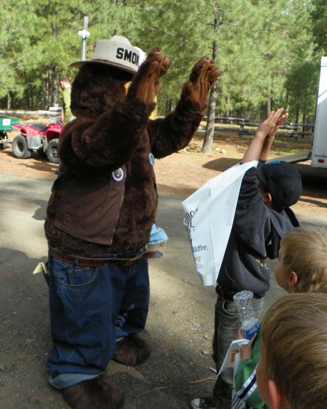Wildfire Awareness Week: Ahtanum Campground 32