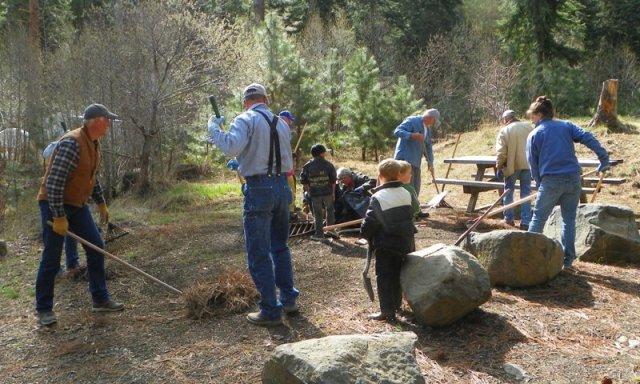 Wildfire Awareness Week: Ahtanum Campground 38