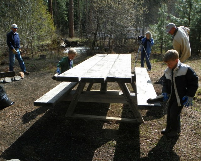 Wildfire Awareness Week: Ahtanum Campground 41