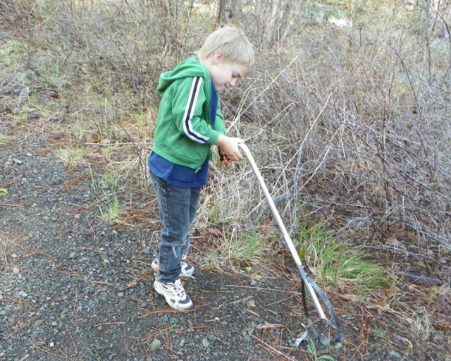 Wildfire Awareness Week: Ahtanum Campground 49