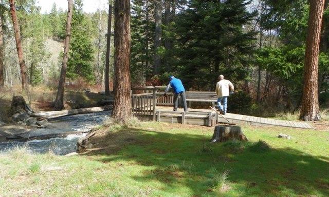 Wildfire Awareness Week: Ahtanum Campground 50