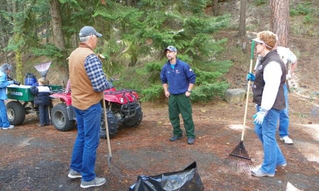 Wildfire Awareness Week: Ahtanum Campground 58