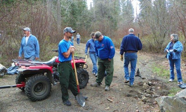 Wildfire Awareness Week: Ahtanum Campground 68
