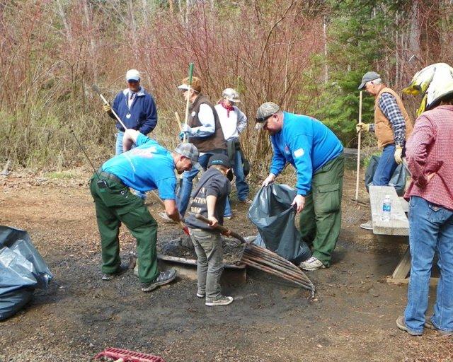 Wildfire Awareness Week: Ahtanum Campground 69