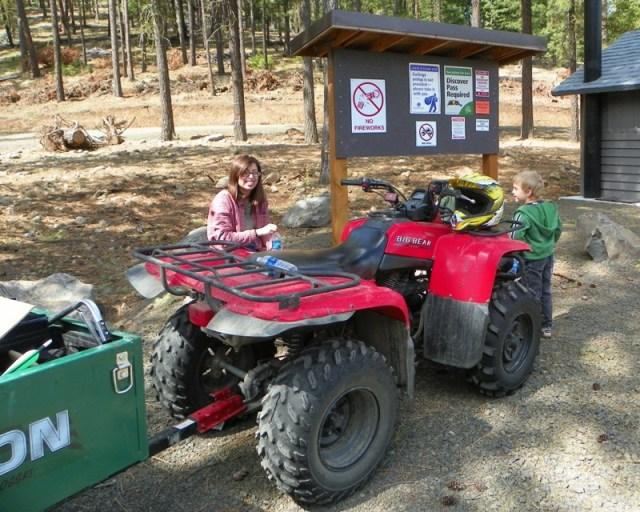 Wildfire Awareness Week: Ahtanum Campground 72