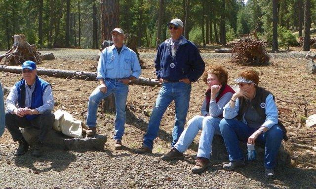 Wildfire Awareness Week: Ahtanum Campground 78