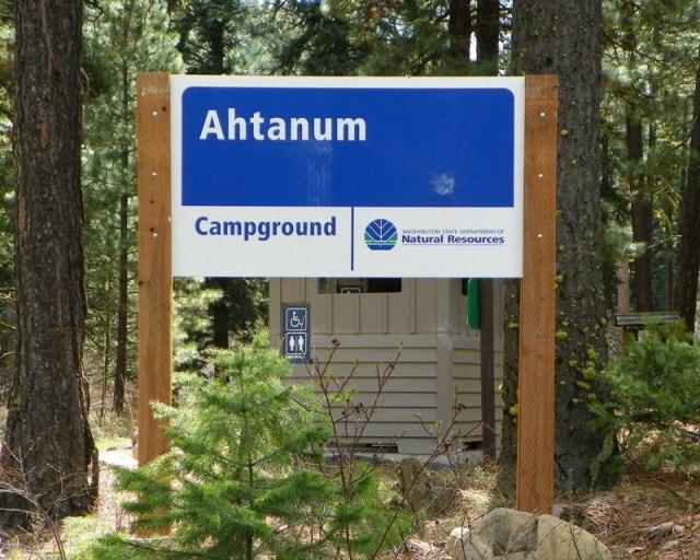 Wildfire Awareness Week: Ahtanum Campground 81