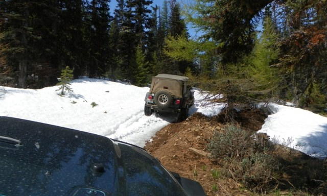 Memorial Day 4×4 Snow Run at the Ahtanum State Forest 7