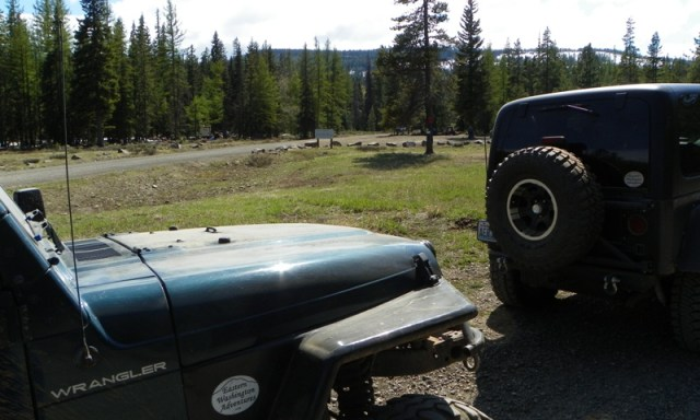 Memorial Day 4×4 Snow Run at the Ahtanum State Forest 56