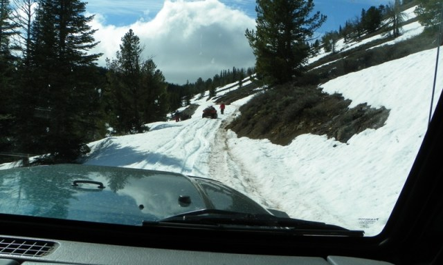 Memorial Day 4×4 Snow Run at the Ahtanum State Forest 59