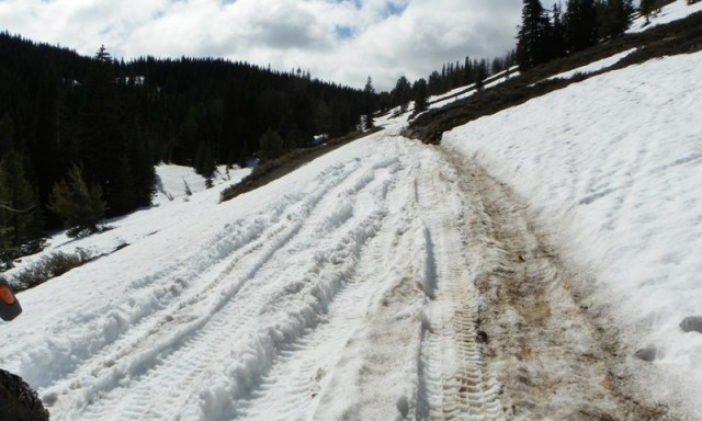 Memorial Day 4×4 Snow Run at the Ahtanum State Forest 60