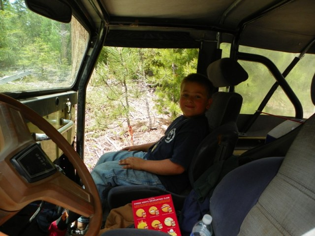 Father's Day 4×4 Run at the Nile 54