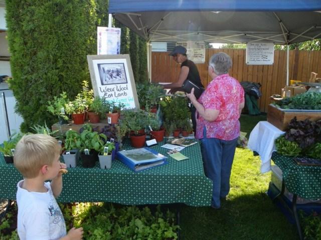Photos: Selah's Wednesday Market 2012 Season Opening 9