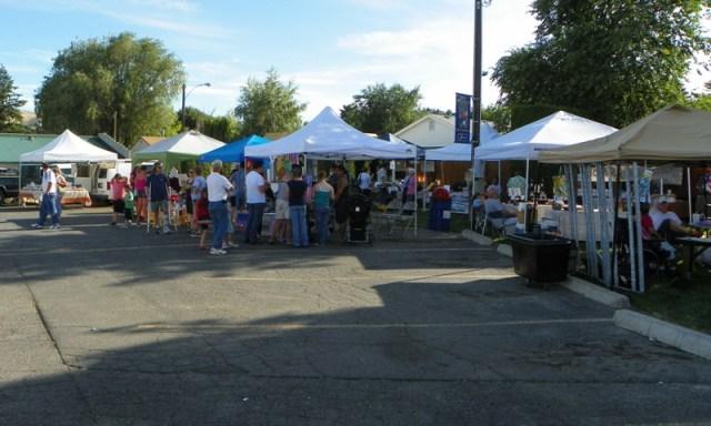 Photos: Selah's Wednesday Market 2012 Season Opening 39