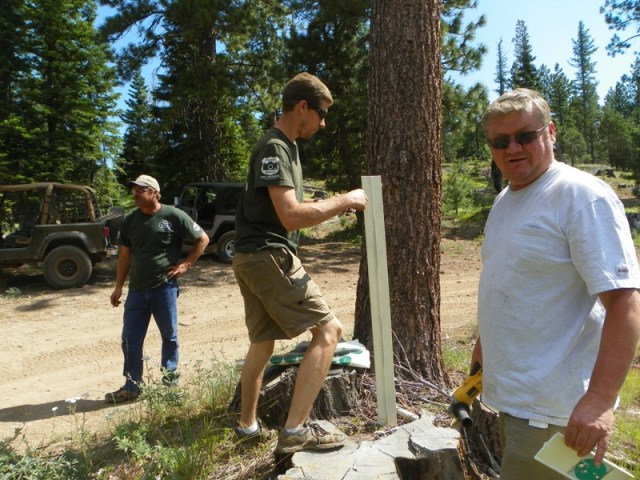 2012 Ahtanum State Forest Camp-out & Clean-up 43