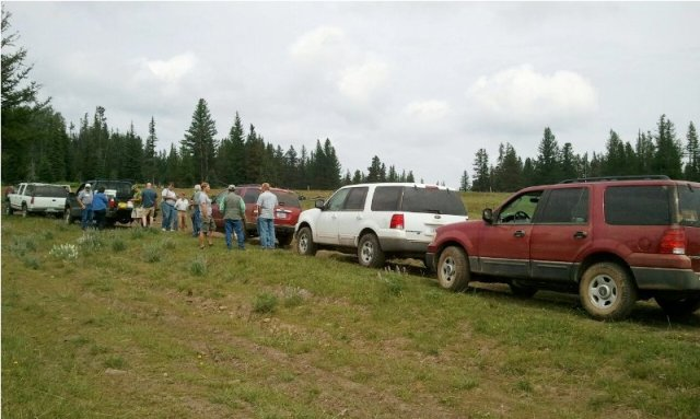 DNR/WDFW Naneum Ridge Field Trip 7