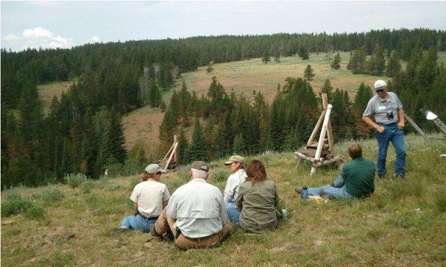 DNR/WDFW Naneum Ridge Field Trip 10