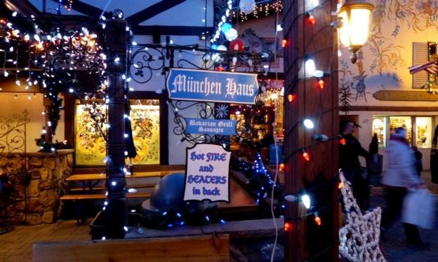 Munchen Haus in Leavenworth