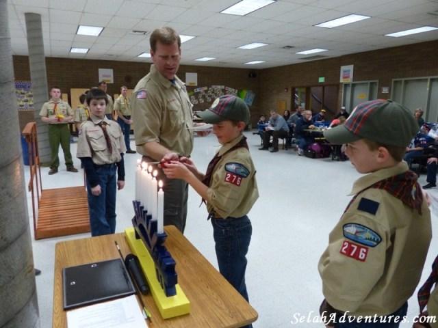 Selah Cub Scout Pack 276 Blue & Gold