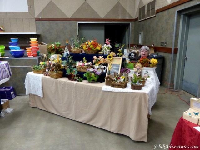 Selah Civic Center Spring Bazaar