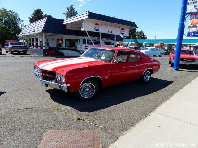 El Camino & Chevelle Forever at King's Row