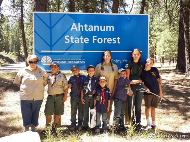 Ahtanum State Forest